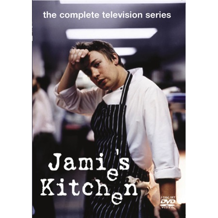 Jamies kitchen dvd