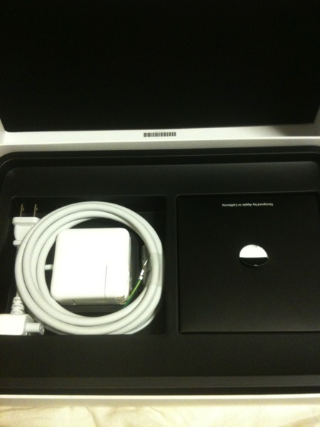 MacBook Air付属品