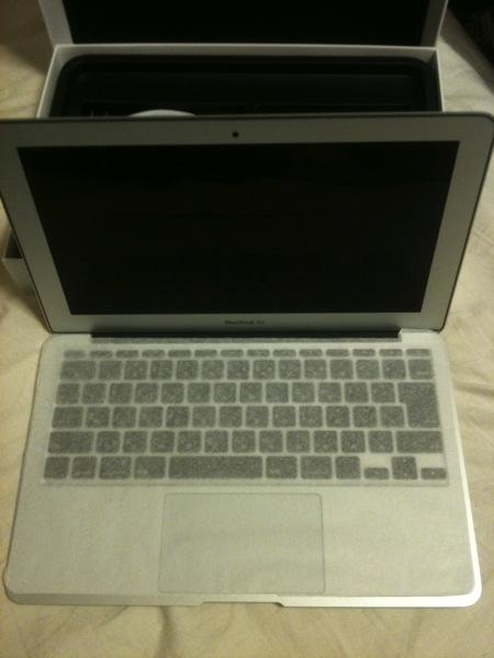 MacBook Air本体