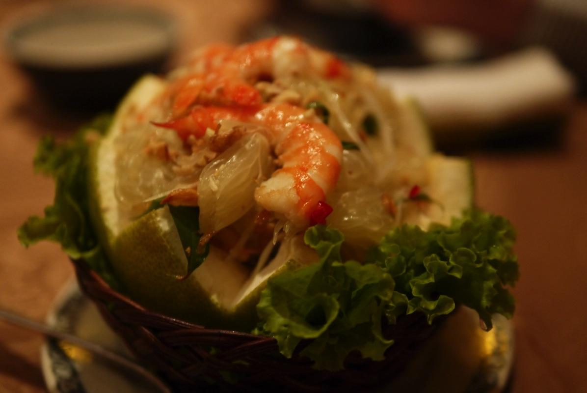ベトナムサラダ