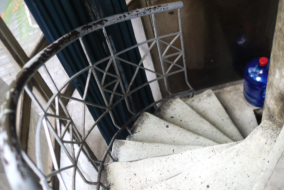 ダッキムの階段