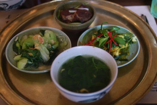 Hanoi Family Tray