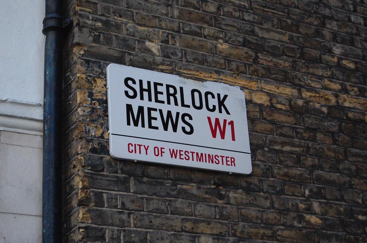 Sherlock Mews