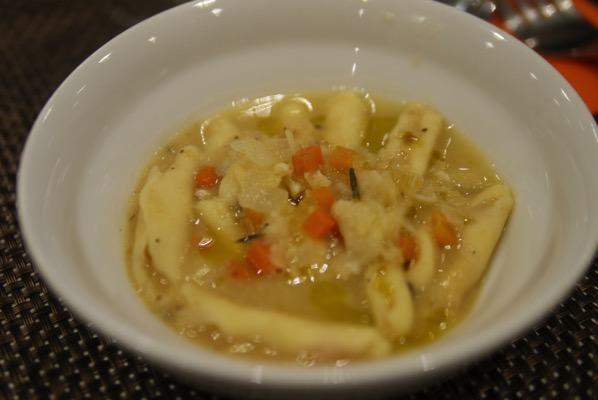 Lolliソラマメスープ
