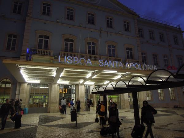 Lisboa SantaApolonia