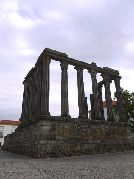 ディアナの神殿