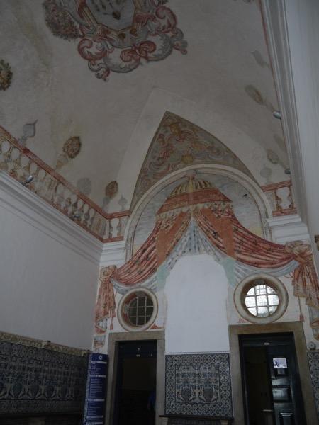 エヴォラ大学ホール