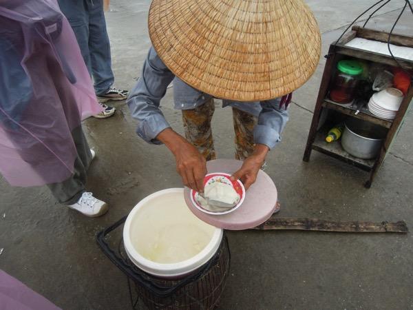 ホイアン豆腐
