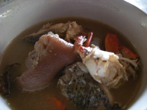 リベリアスープ