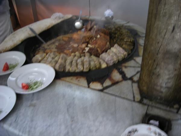 ウズベキスタン食堂