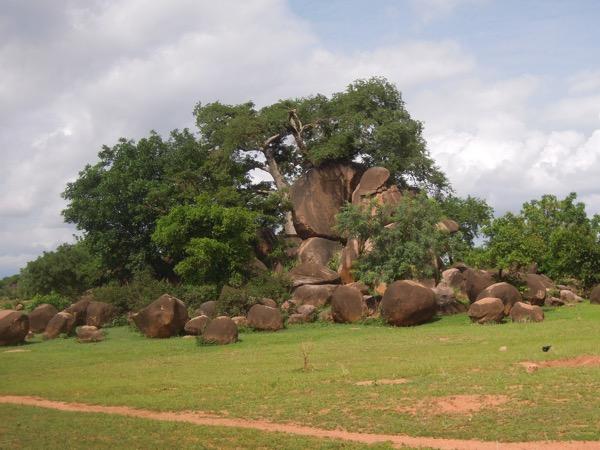 ガーナ北部