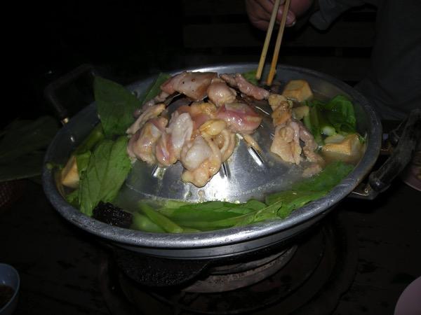 チェンライ焼き肉