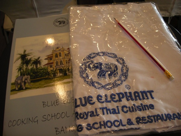 Blue Elephant Cooking Class