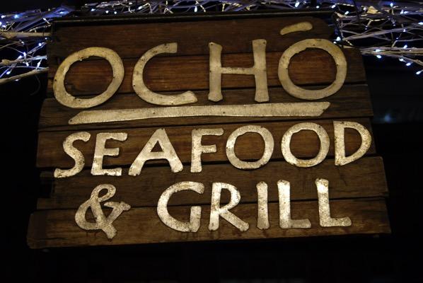 Ocho Seafood & Grill