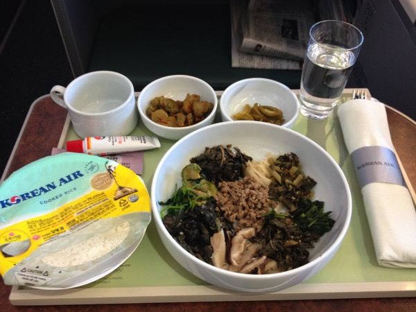 大韓航空ビビンバ