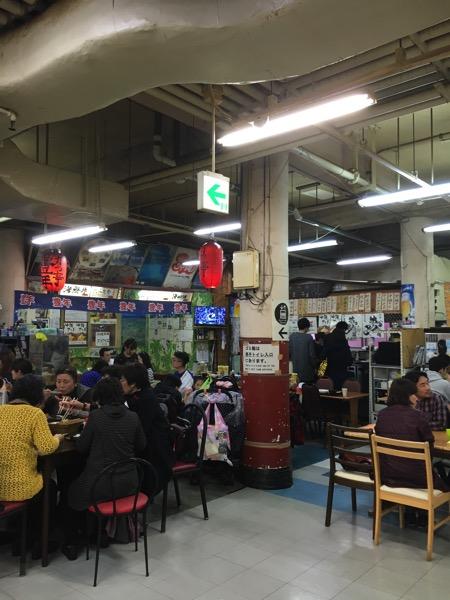 牧志市場食堂