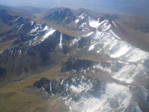 キルギス山