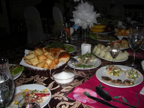 キルギス料理