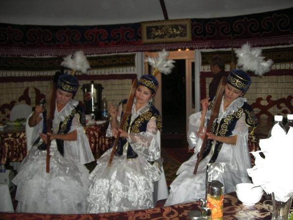 キルギス音楽