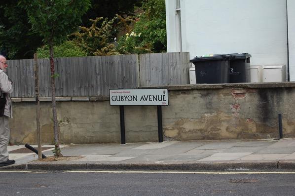 Gubyon Avenue