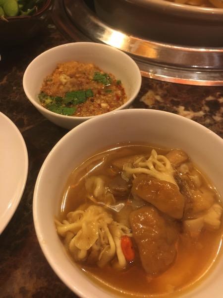 Ashimaキノコ鍋