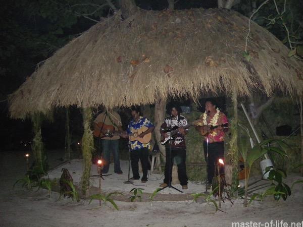 トンガ バンド
