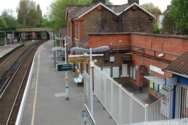 Wandsworth Common Station