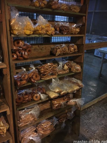 パンやお菓子