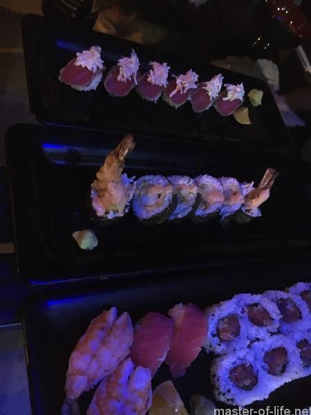 ミクロネシアの寿司