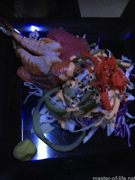 ミクロネシア寿司