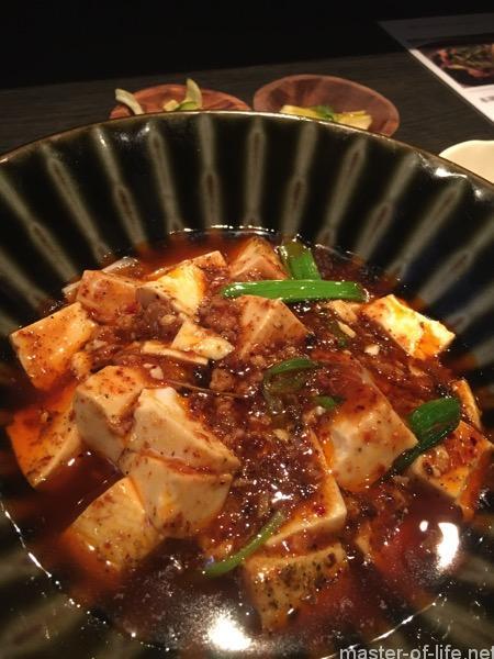 而空の麻婆豆腐