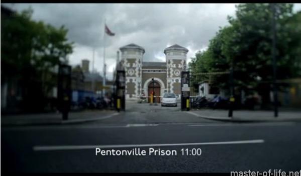 ペントンヴィル刑務所