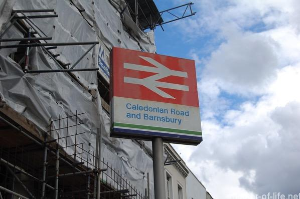 Caledonian Road and Burnbury