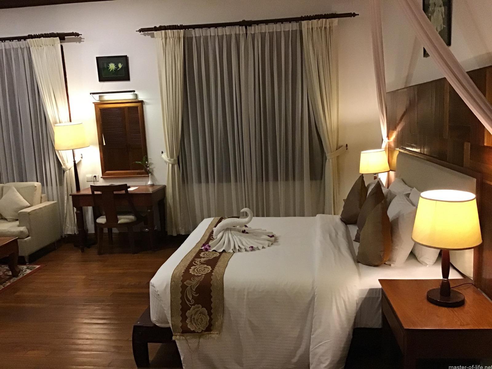 シェムリアップのホテル