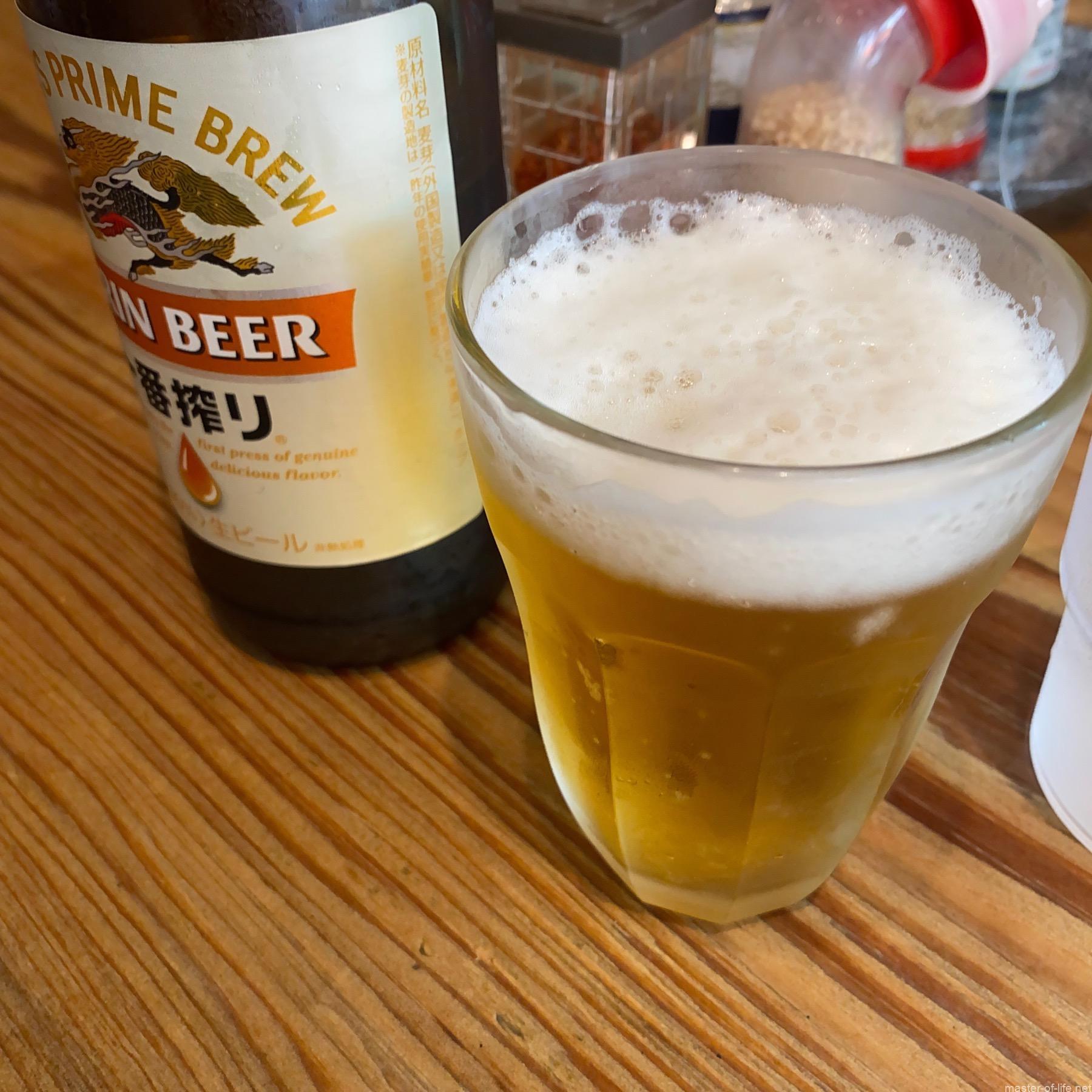 麦香 ビール