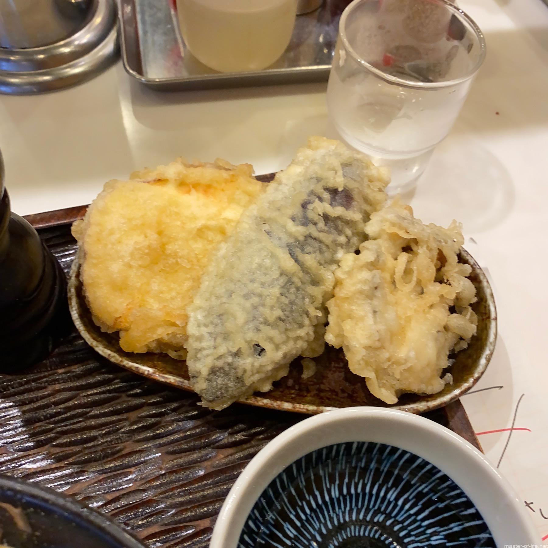 丸香野菜天