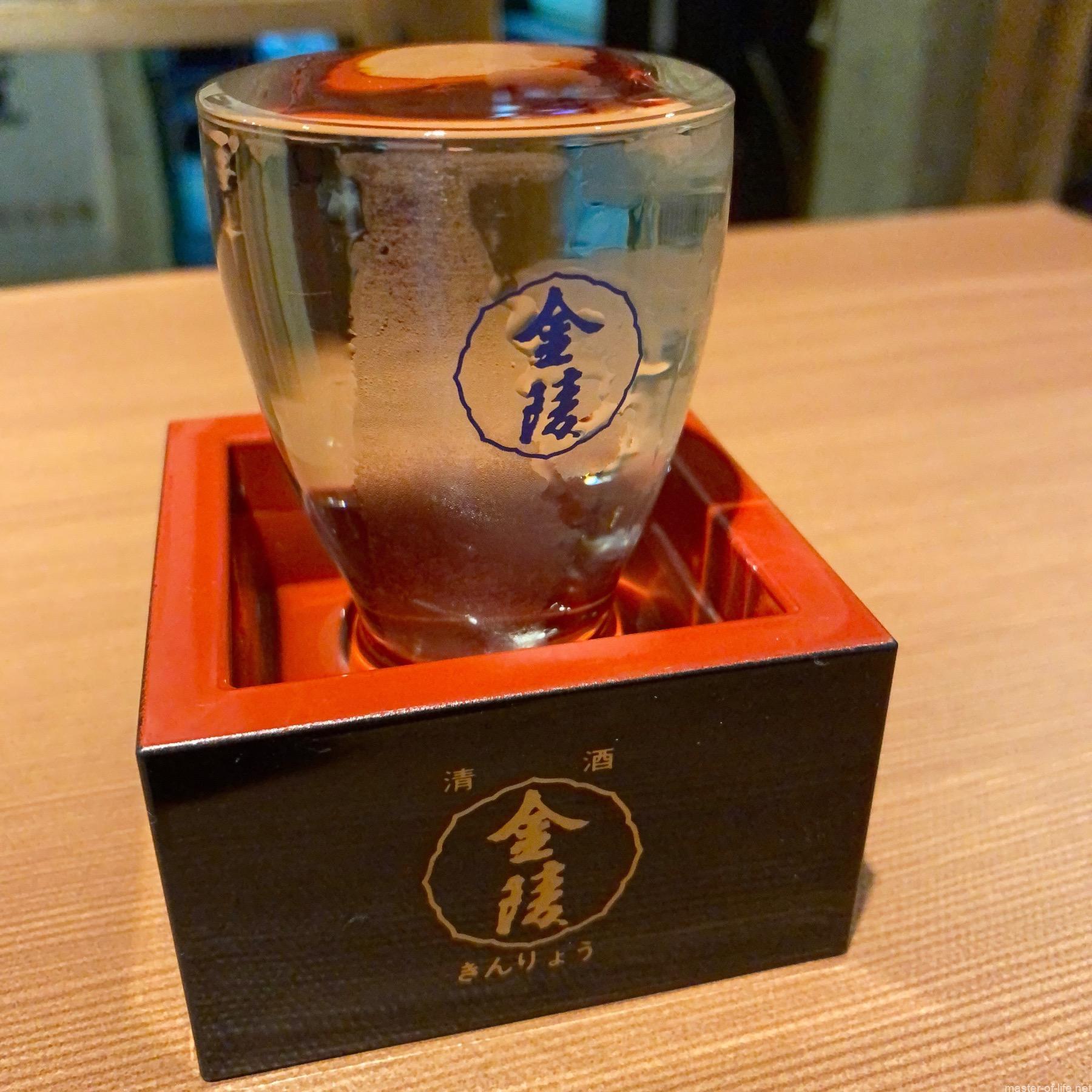讃岐つけ麺 寒川 日本酒