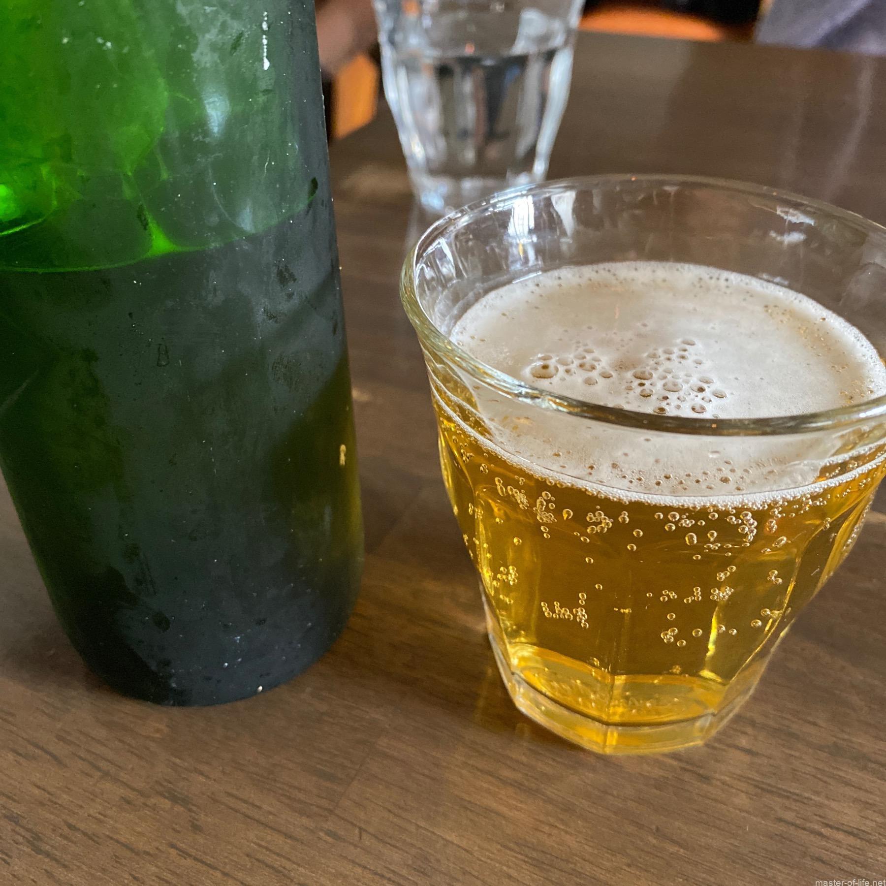 聖林館ビール